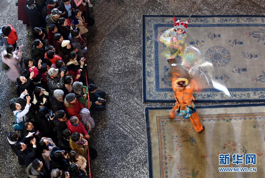 国家大剧院公众开放日艺术节