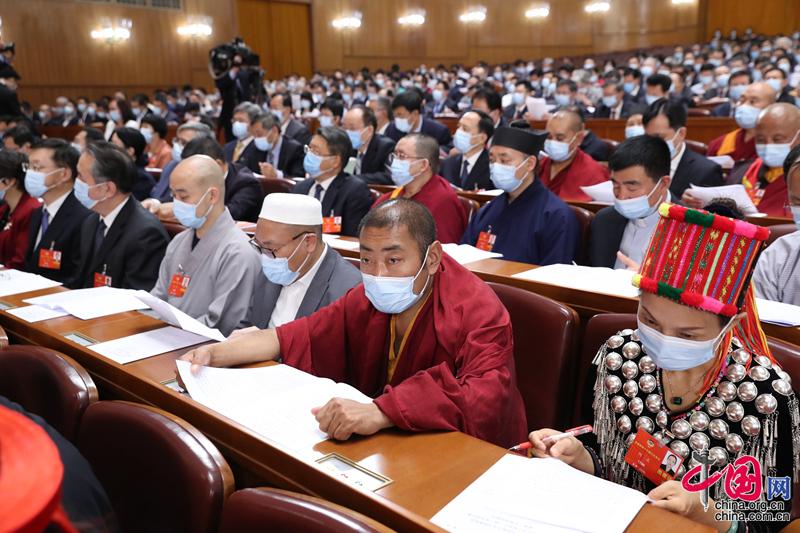 全国政协委员拉巴:用科技手段保护西藏的可移动文物