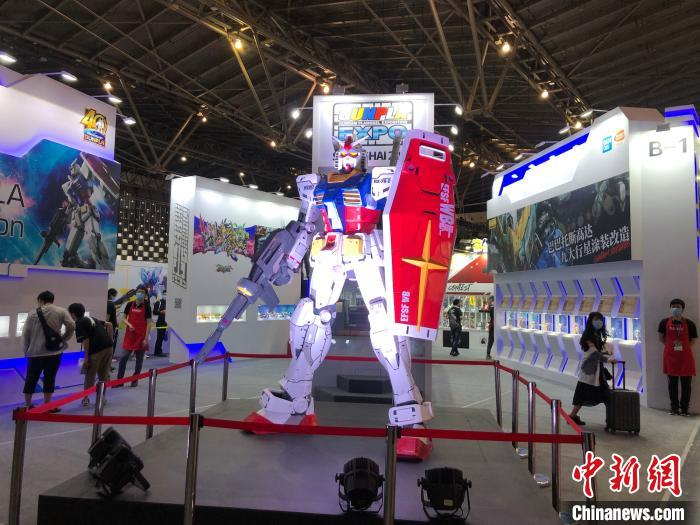 第十六届中国国际动漫游戏博览会如期开幕