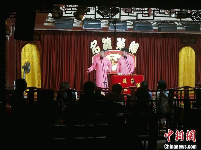 疫情防控常态化 天津剧场文艺生活重启