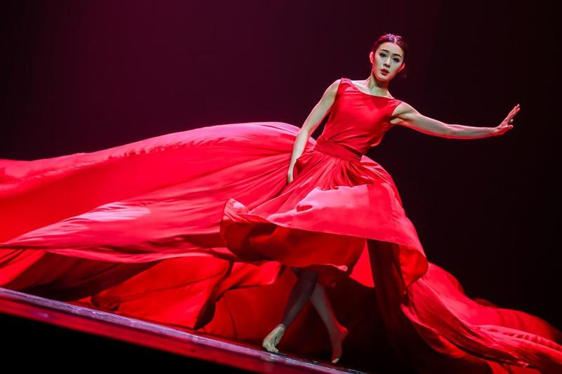 华宵一舞蹈剧场《一刻》即将登台深圳保利剧院