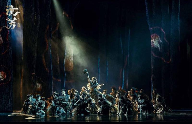 舞剧《流芳》上海上演,从未约定,却是初心