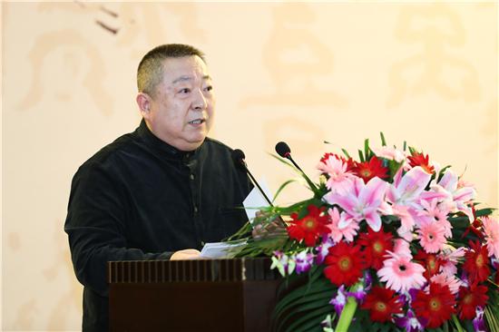淘淬襟怀·谢云书画展在荣宝斋美术馆举办