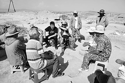 贵霜与月氏关系的考古学观察
