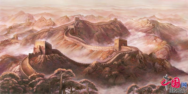 中共一大纪念馆前厅壁画创作纪实(图4)